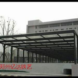 郑州车库出入口棚YD-4