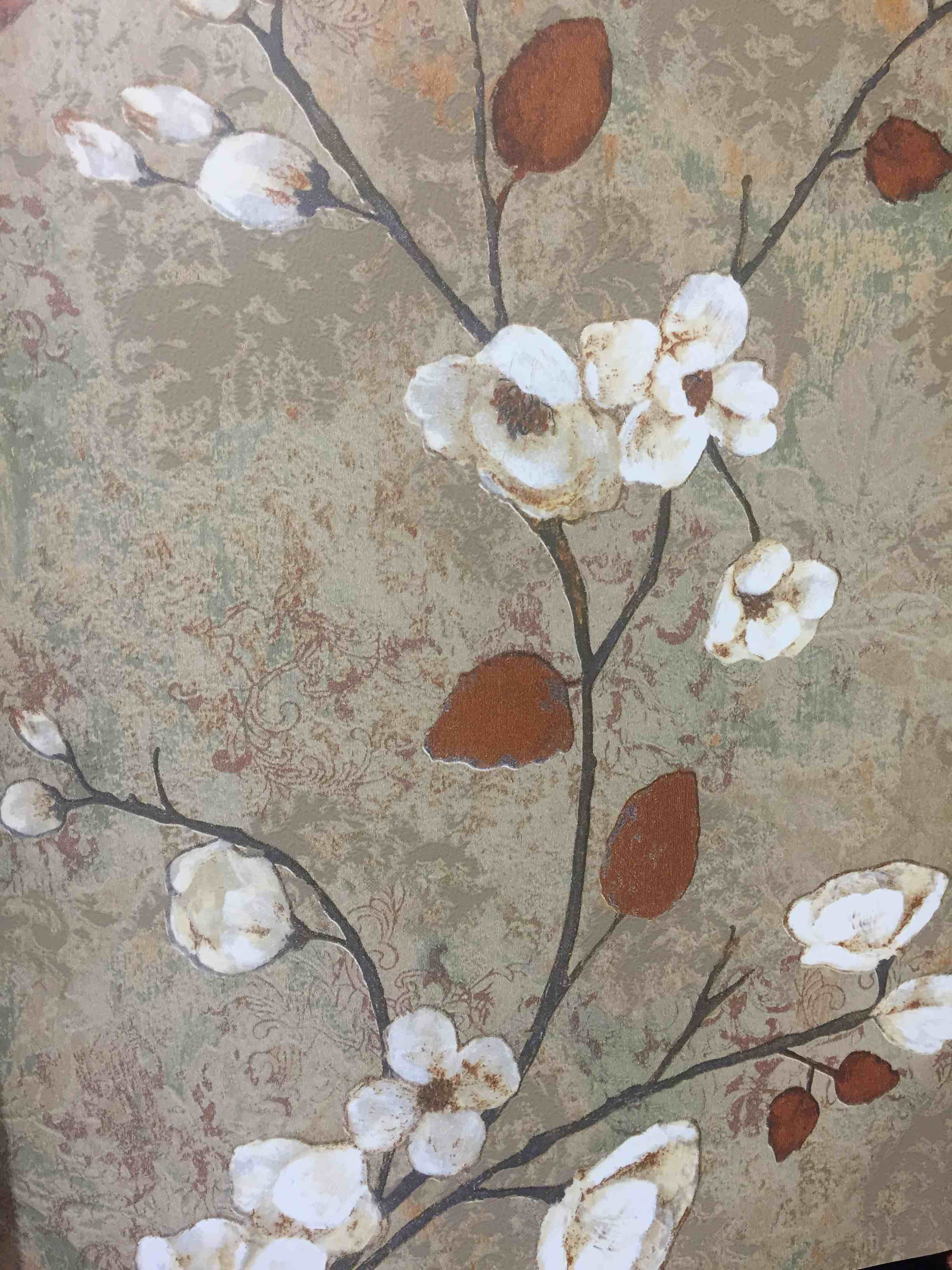 美式乡村风格-郑州香榭丽舍壁纸