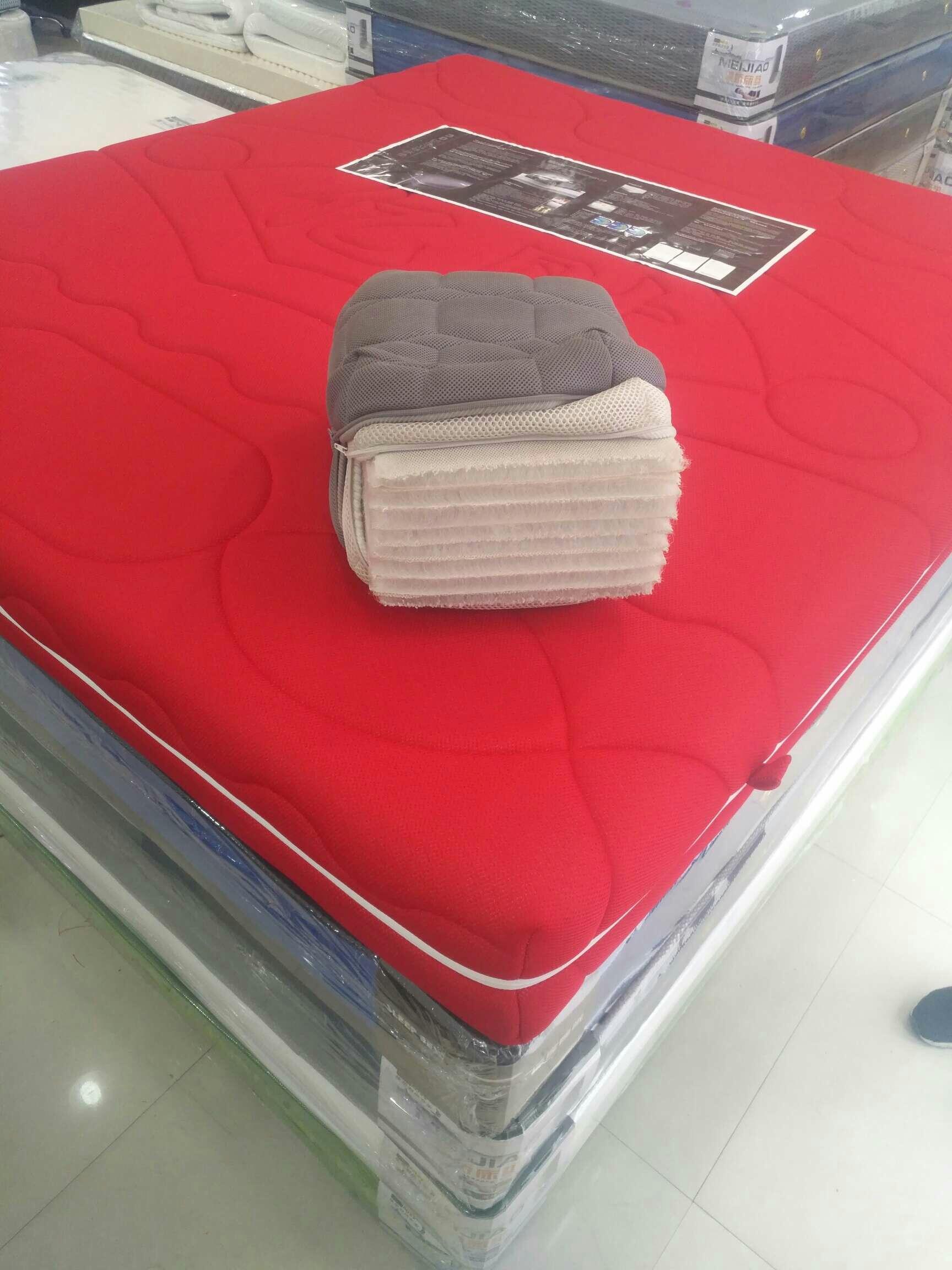 3D仿生水洗床垫