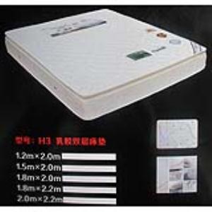 H3 乳胶双层床垫