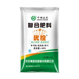 优控小麦肥20-20-5