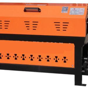 全自动数控调直切断机(4-12型)