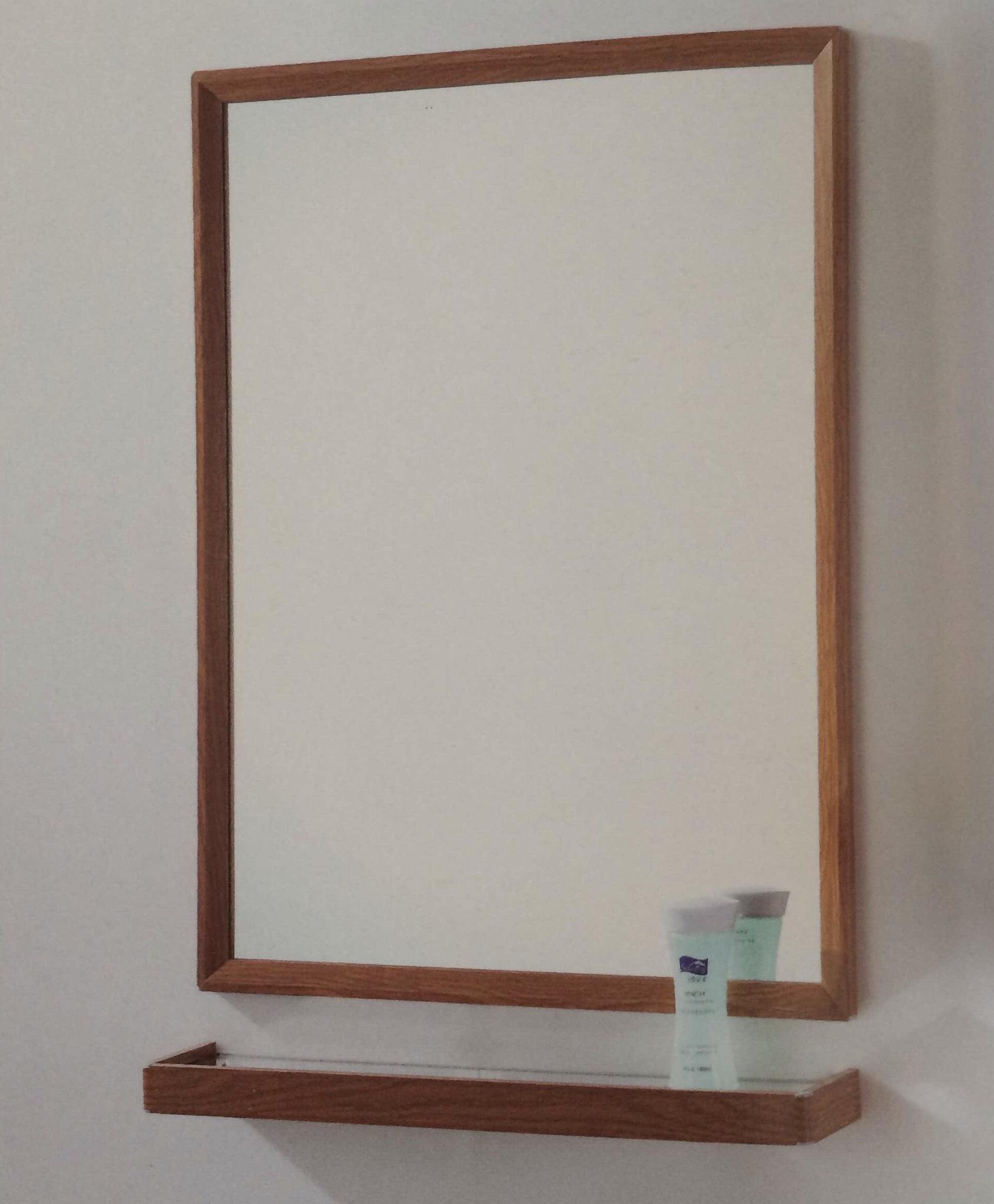 镜子、层架.