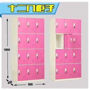 12门储物柜Twelve door cabinet