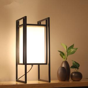 创意美式亚麻样板房装摆件饰品书桌床头柜台灯