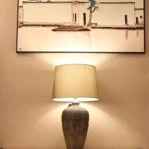 东南亚风格客厅卧室书房茶餐厅咖啡厅软装台灯