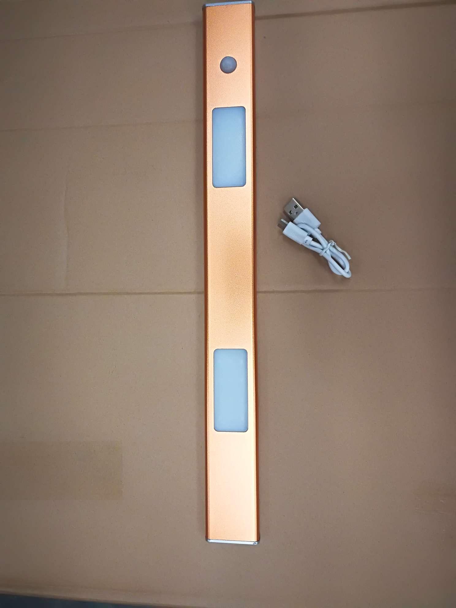 衣柜长形感应灯