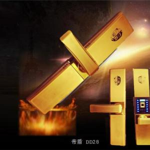 帝盾DD-28 指纹锁 智能锁 防盗门锁
