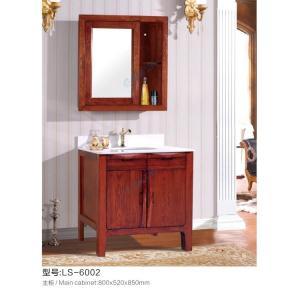 橡木浴室柜 LS-6002