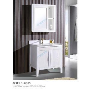 橡木浴室柜 LS-6005
