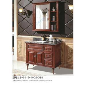 橡木浴室柜 LS-6015-100