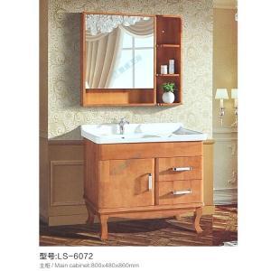 橡木浴室柜 LS-6072