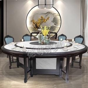 酒店电动圆桌系列022